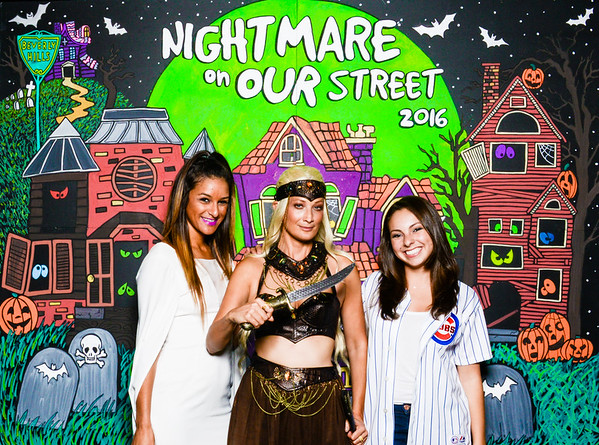 Nightmare On Our Street