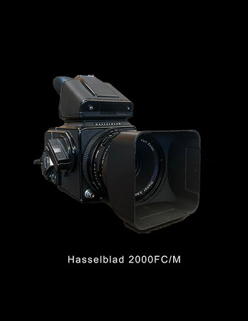 Hasselblad 2000FCM