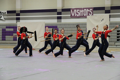 2015 03 27 Color Guard State Dress Rehearsal