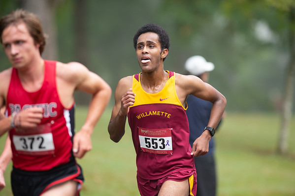Willamette Charles Bowles Invitational - Oct 5, 2019