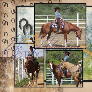 Andrea Althoff 2012 Horse Show
