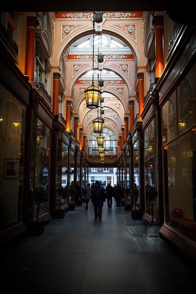 Picadilly Arcade, London