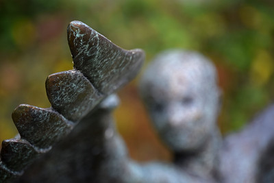 DODDINGTON HALL SCULPTURES 2016