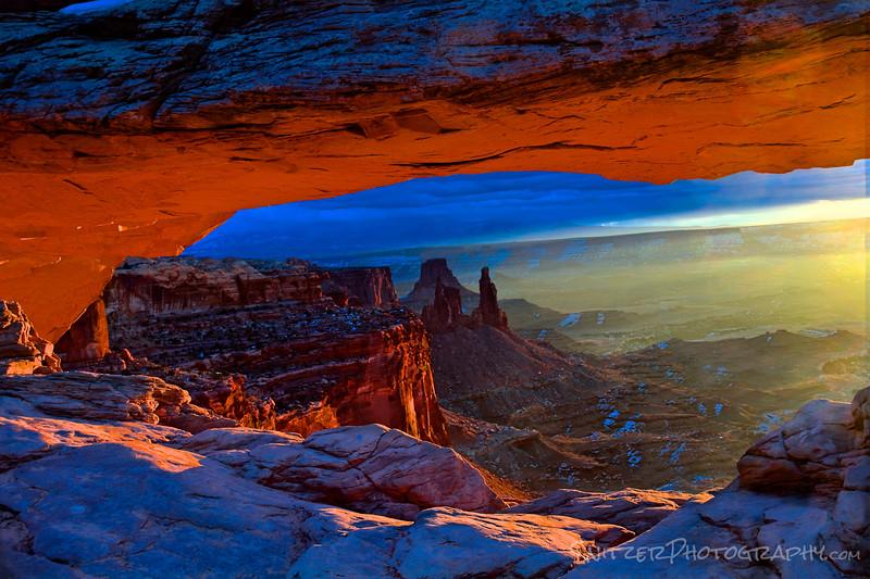 Mesa Arch, Canyonlands, Utah