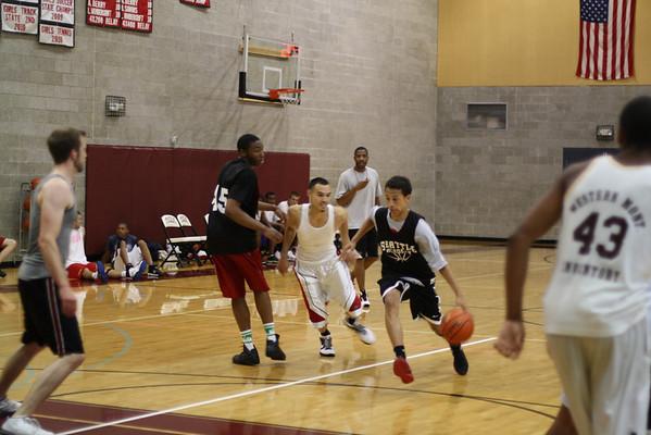 2011 Student/Alumni Basketball Game