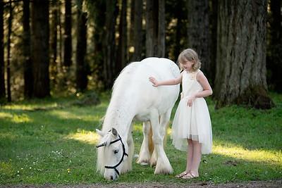 Joy Duncan unicorn session