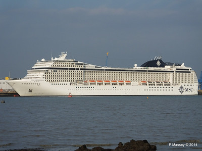 MSC ORCHESTRA IMO 9320099