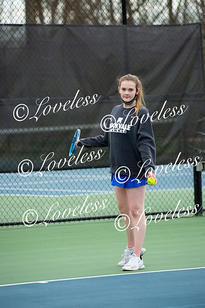 Tennis Action 3/23/21