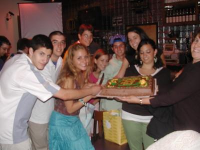 GOYA Senior Dinner - July 17, 2005