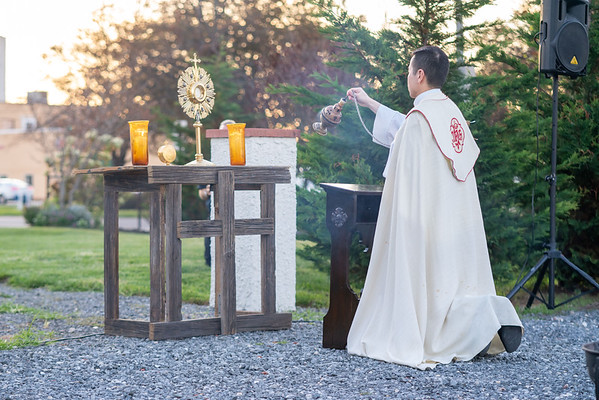 God in the Lot - Fr. Leo