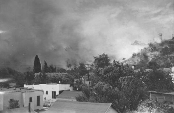 1949, Park Fire