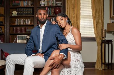 Trent and Aisha 7th Wedding Anniversary