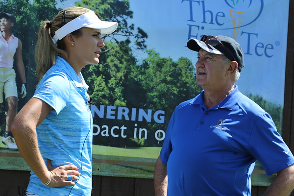 Lexi Thompson in town (Colorado Open)