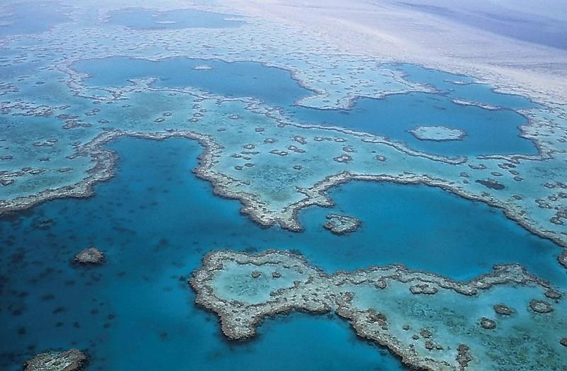 Queensland Australia Great Barrier Reef
