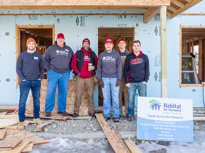 2018. Feb. 23rd. Team Rubicon in Sun Prairie
