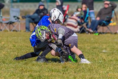Hornets Lacrosse 2019-03-09