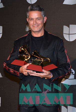 11-14-19 - Latin Grammys 2019 - Awards