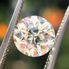 1.55ct Old European Cut Diamond GIA L VS1 2