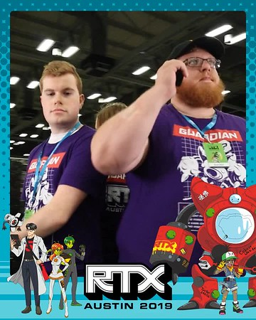 RTX Austin July 7th (Day Three)