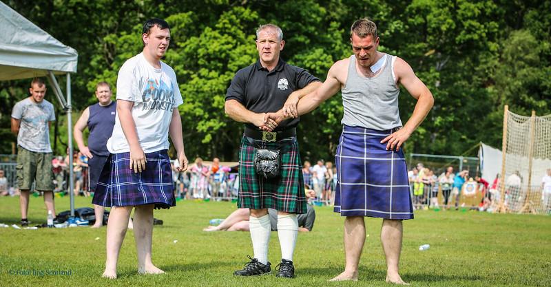 Loch Lomond Highland Games 2013