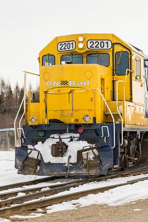 Mixed train 2007 April 14th