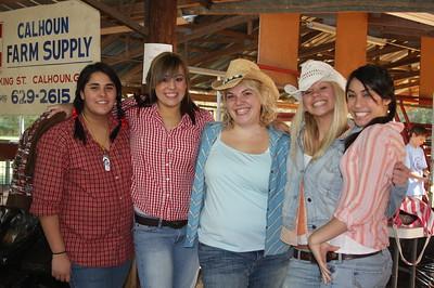 2008-2009 Barn Party