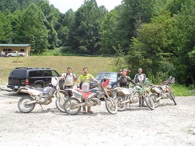 TT Hillbilly Trailride 2005