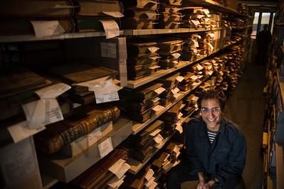 15946 University Archivist Gino Pasi 7-8-15