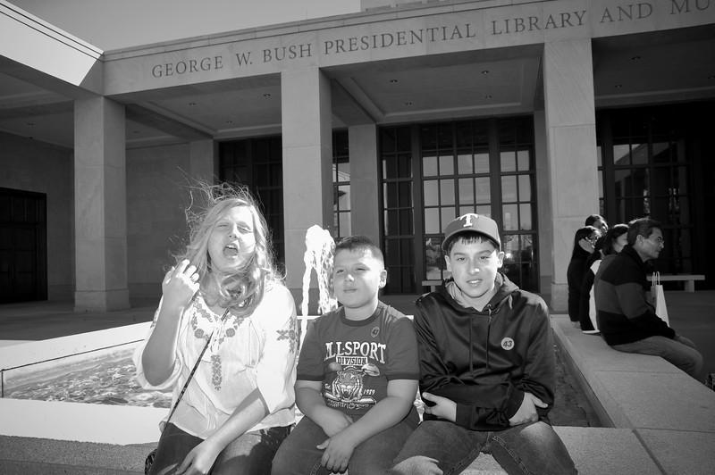 2014-03-12 George W Bush Library 002.jpg