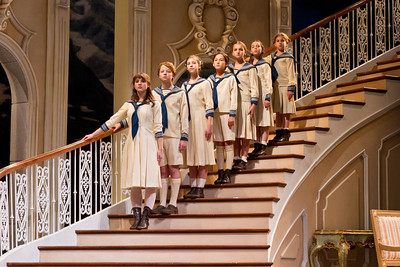 The Sound of Music - posed PR shots