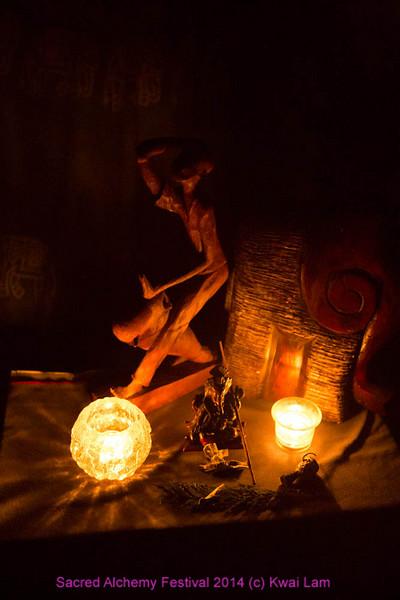 Sacred Alchemy Kwai Preview