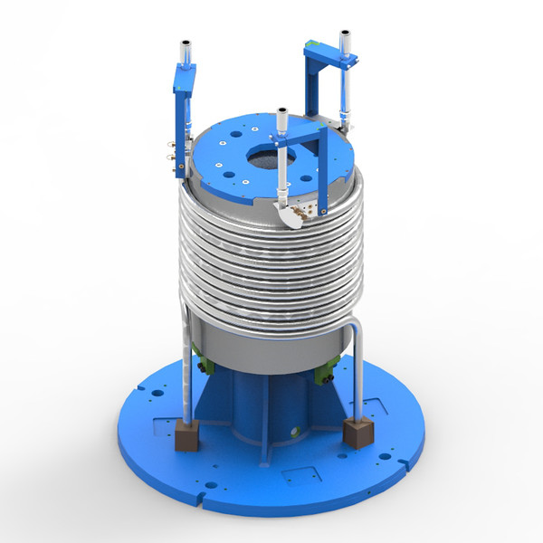 Cooling Coil Assembly Fixture