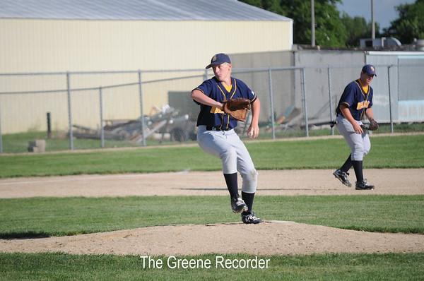 Baseball JV vs StA