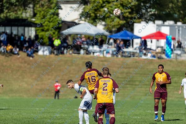 Jefferson Univ. Men's Soccer vs Bloomfield 10/05/2019