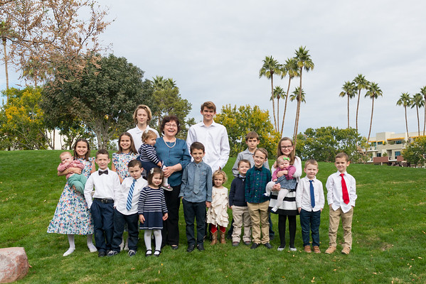 McGuire-Parks Family Pics 2018