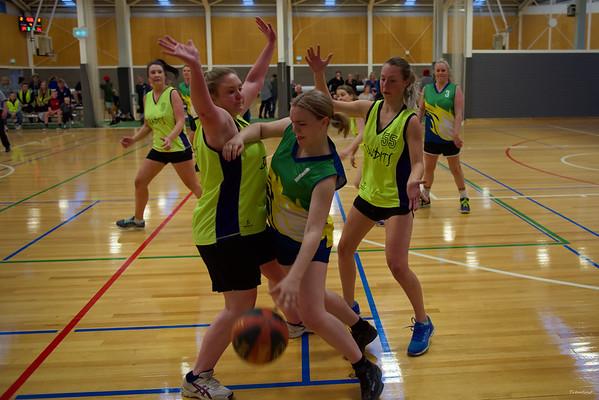 Barrosa Basketball