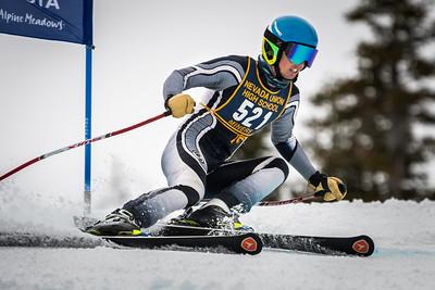 Alpine Meadows GS 01/28/2019