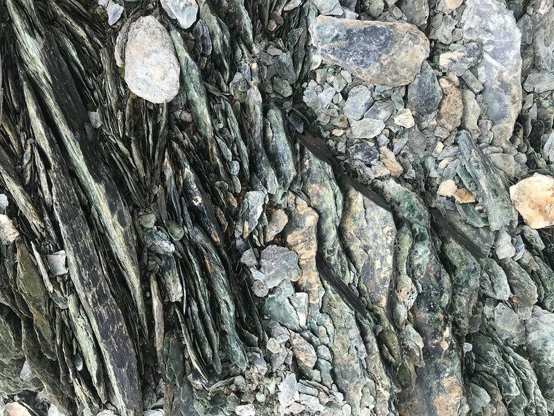 I love the rocks - their colors, shapes, textures, configuration in this photo.