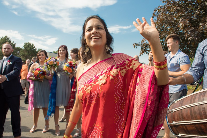 LeCapeWeddings Chicago Photographer - Renu and Ryan - Hilton Oakbrook Hills Indian Wedding - B 57.jpg