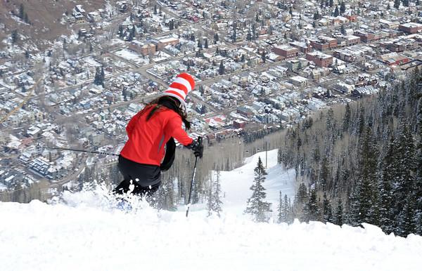 Tellula Commercial Ski