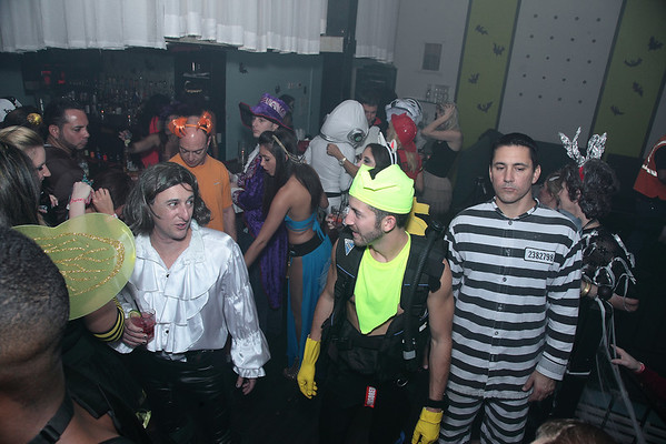 Mangroves 2013 Halloween party