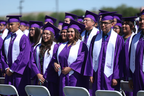 Kirtland Central Commencement 5-25-19
