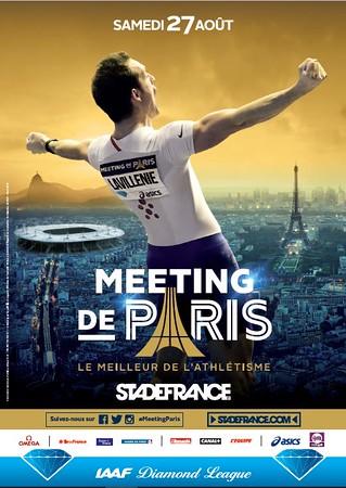 MEETING DE PARIS 2016 - DIAMOND LEAGUE
