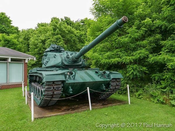 VFW Post 781, Irwin, PA – M60A3