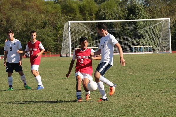 Prep Soccer vs. Veritas School - Sept 19