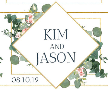 10-08-2019 ~ Kim and Jason Wedding