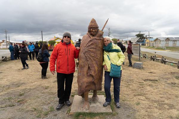 Porvenir, Patagonia, Chile - January, 2019
