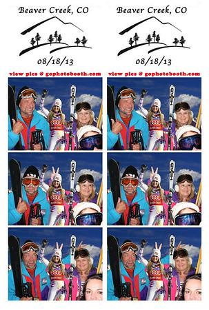 Hyatt Beaver Creek Fam Photo Booth 8/18/13