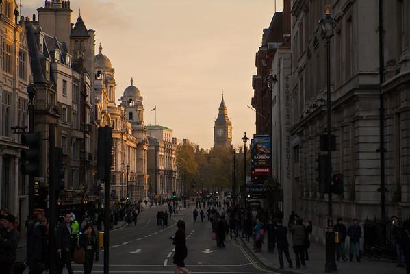 London Centre, November 2010