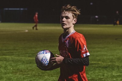 Wythenshawe AFC U18 (h) D 2-2 *